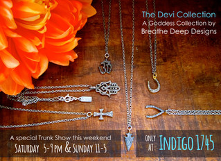 Trunks Show Featuring the Devi (Goddess) Collection of Pave Diamonds