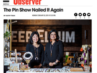 The Pin Show 2017 Coverage by the Dallas Observer