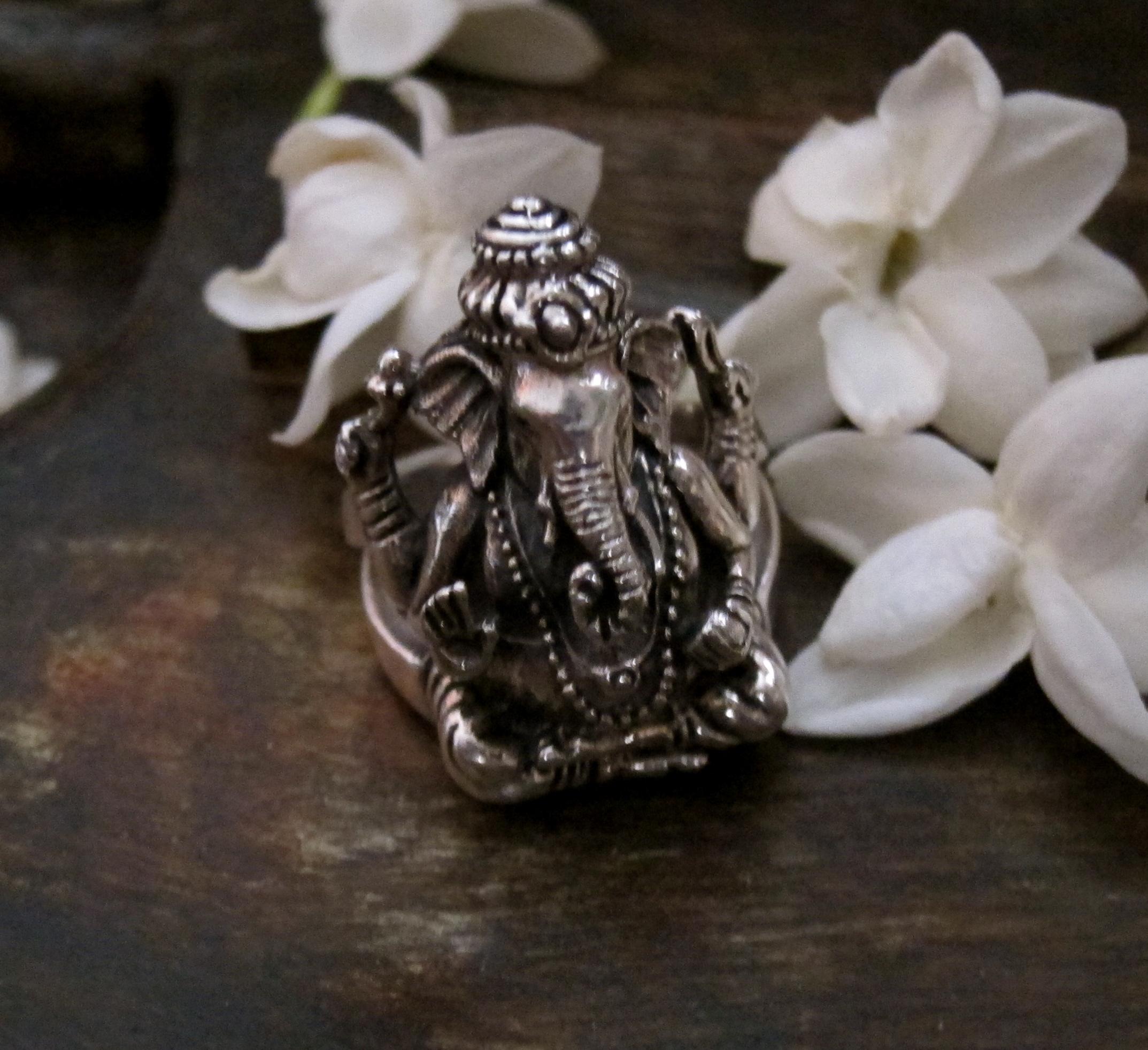 The Rocker Ganesha