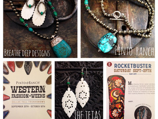 Trunk Show At Pinto Ranch - Featuring the Tejas Collection Saturday 9.27.14