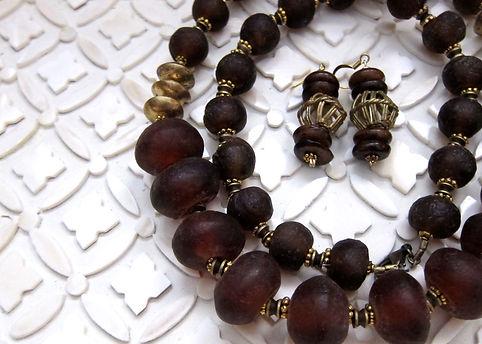 Bone African Brass Ghana Glass.JPG