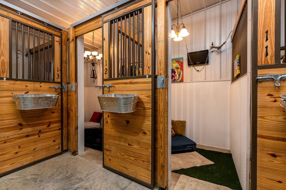 Doors to Suites