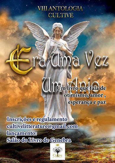 """Antologia  Cultive """"Era uma vez um anjo"""" - participação do autor"""