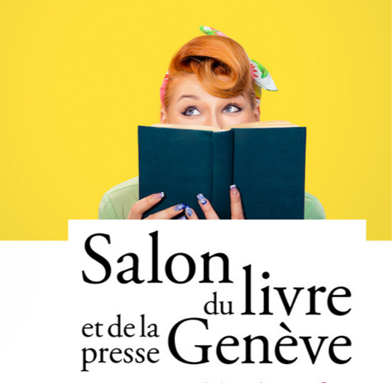 Participação de autor no Salão do livro de Genebra 2020