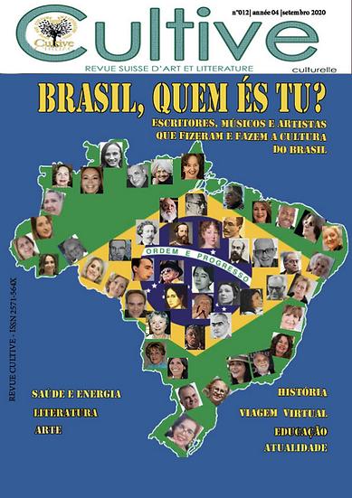 REvue Cultive n° 12 - Brasil, quem és tu?
