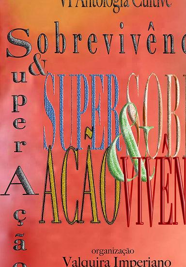 livro antologia Superação & Sobrevivência