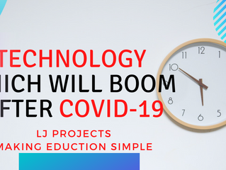 Technology which will Boom after COVID-19