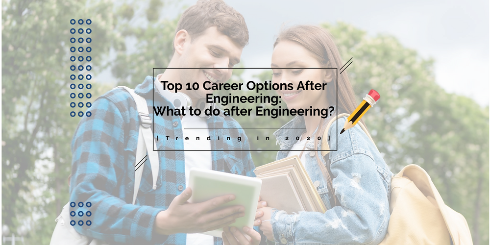 11 Top Career Options After Engineering: What to do after Engineering? [Trending in 2020] | LJ Projects