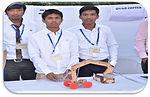 Hydraulic JCB of lj projects