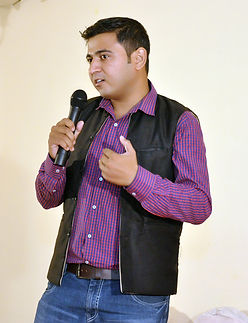 Aakash Panchal - Founder & CEO of LJ Projects