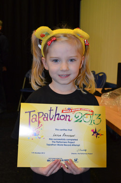 Tapathon for Children n Need