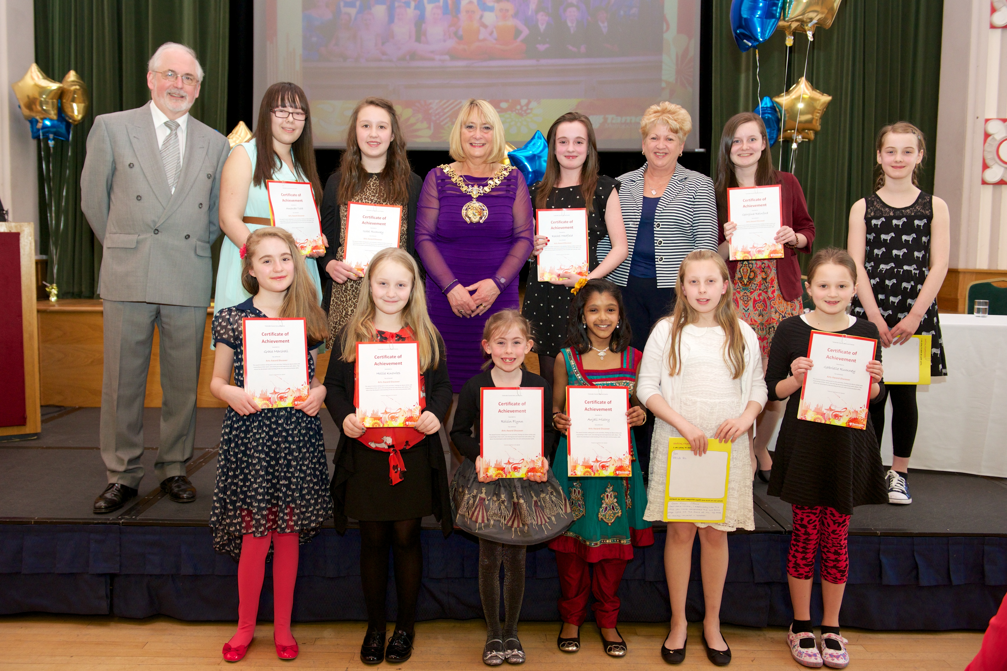 Arts Awards 2013