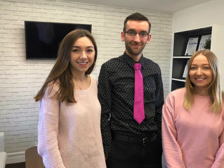 Yorkshire Education is backing the Wear it Pink campaign