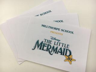 Sponsorship for Millthorpe's school production!