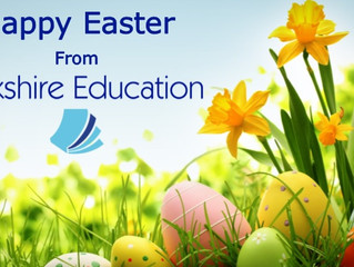 The Easter holidays are here!