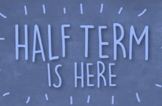 Half term is here!