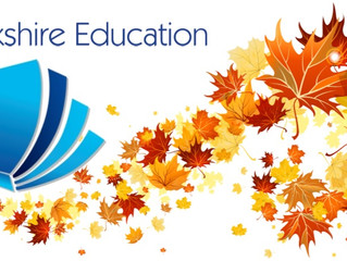 Take a look at what Yorkshire Education have planned for the Autumn term!