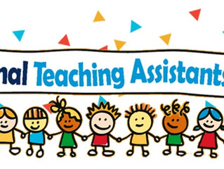 It's National Teaching Assistant Day!