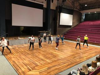 Yorkshire Schools Dance Festival twilight session