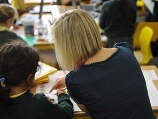 Teaching assistants required