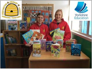 Yorkshire Education Sponsor Huntington Primary Academy!