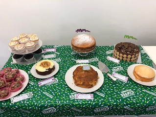 Our Macmillan Coffee Morning was a great success!