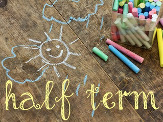 May half term is here!