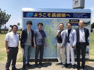 リンガーハット オーナー視察会 in 長崎