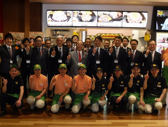 ペッパーランチ 南砂町ショッピングセンターSUNAMO店オープン!