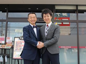 いきなり!ステーキ 加須店オープン!