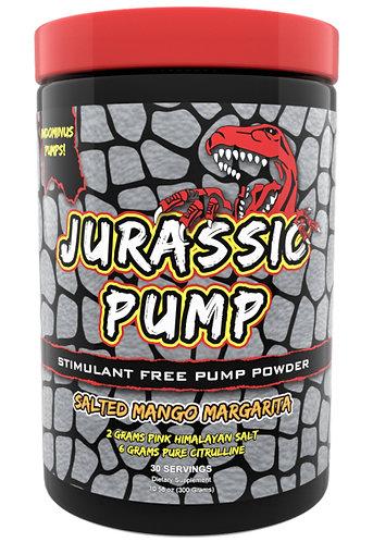 Jurassic Pump Stim Free Pump Powder
