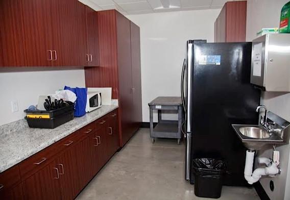 Celebration Center Kitchen