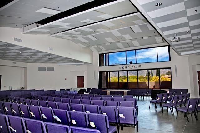 Celebration Center Interior
