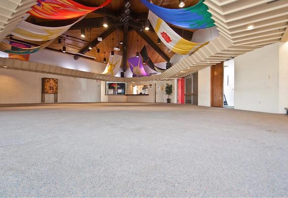 Community Center Interior
