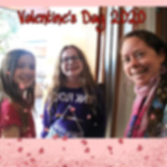 Valentines Day at St. Francis