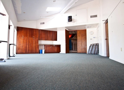 Interior of Ravenscroft Hall