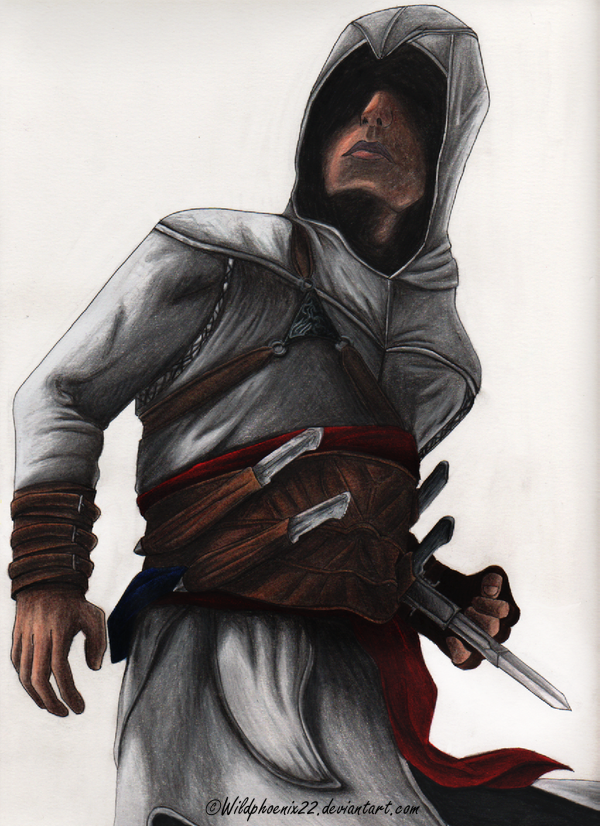 Assassin Altair
