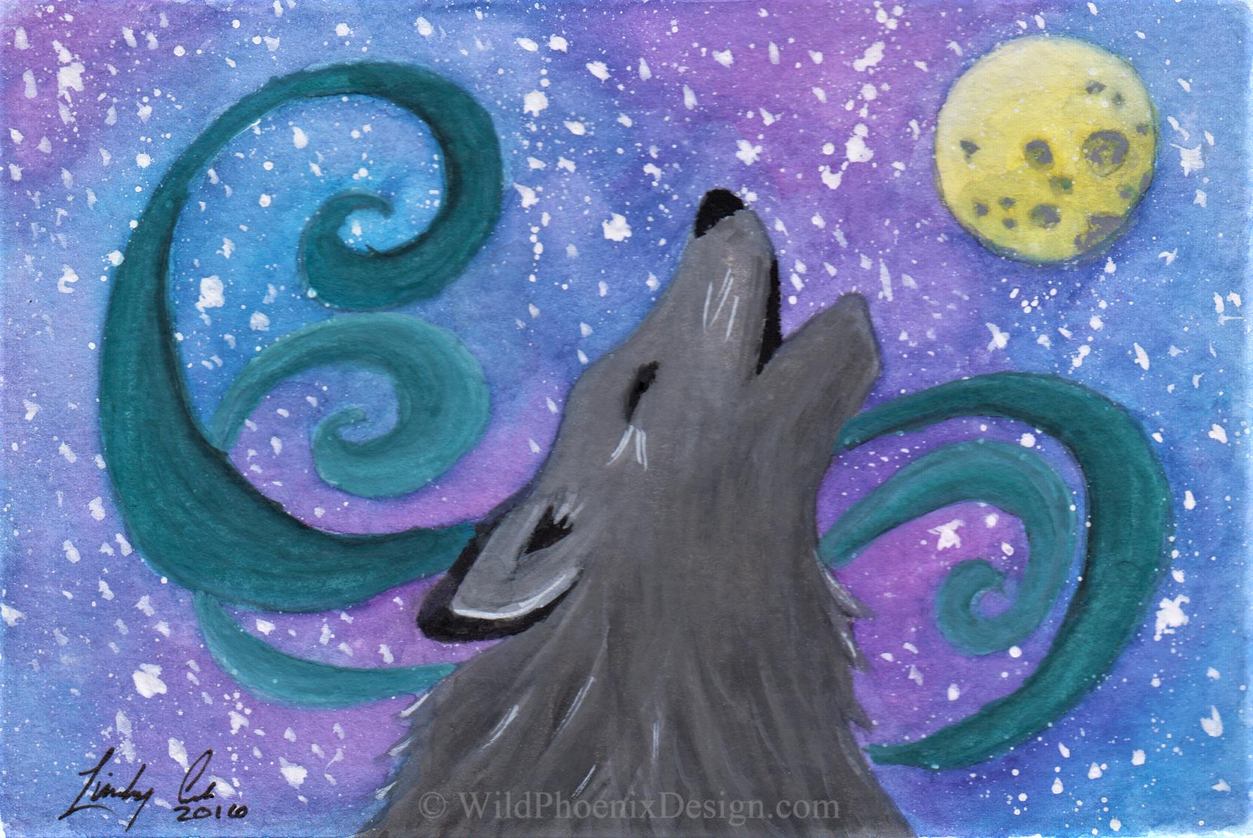 Howling Galaxy