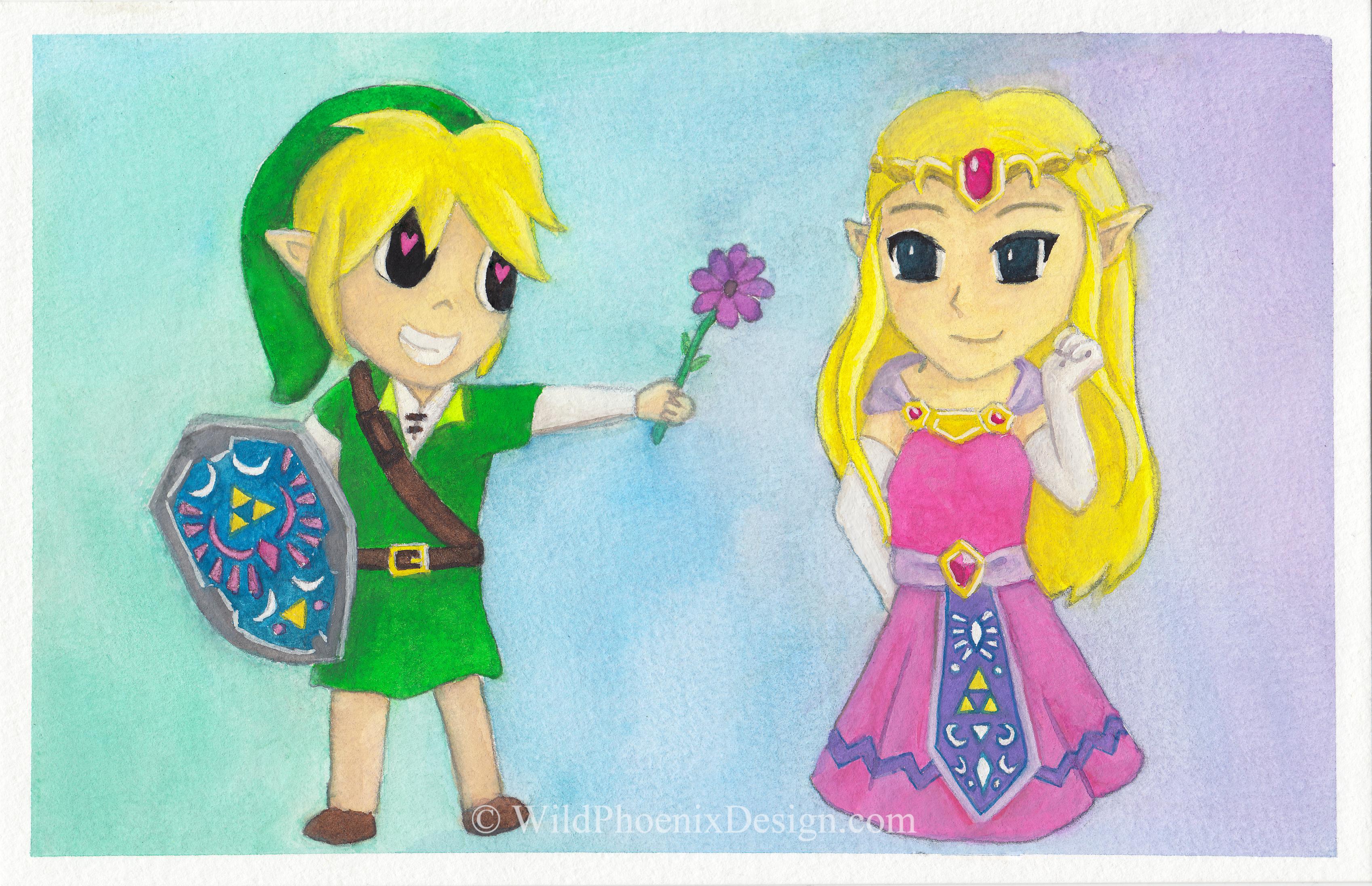 Zelda, Be Mine?