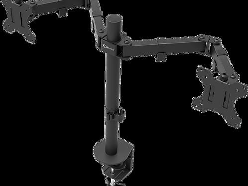 Klip Extreme dual monitor mount