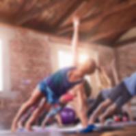 Do Yoga with Runman Bluetooth Earphone