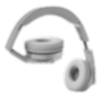 Comfortable Fit and Noise Canceling Ear-cup Design
