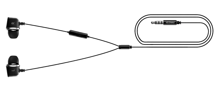 M1 WiredEarphones