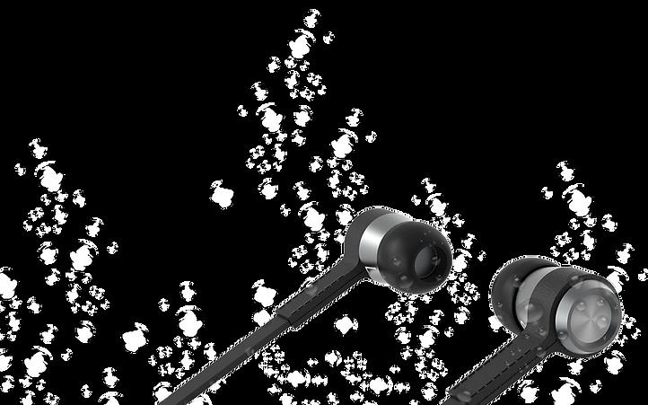 Sweatproof Design  Leisure Headphones    