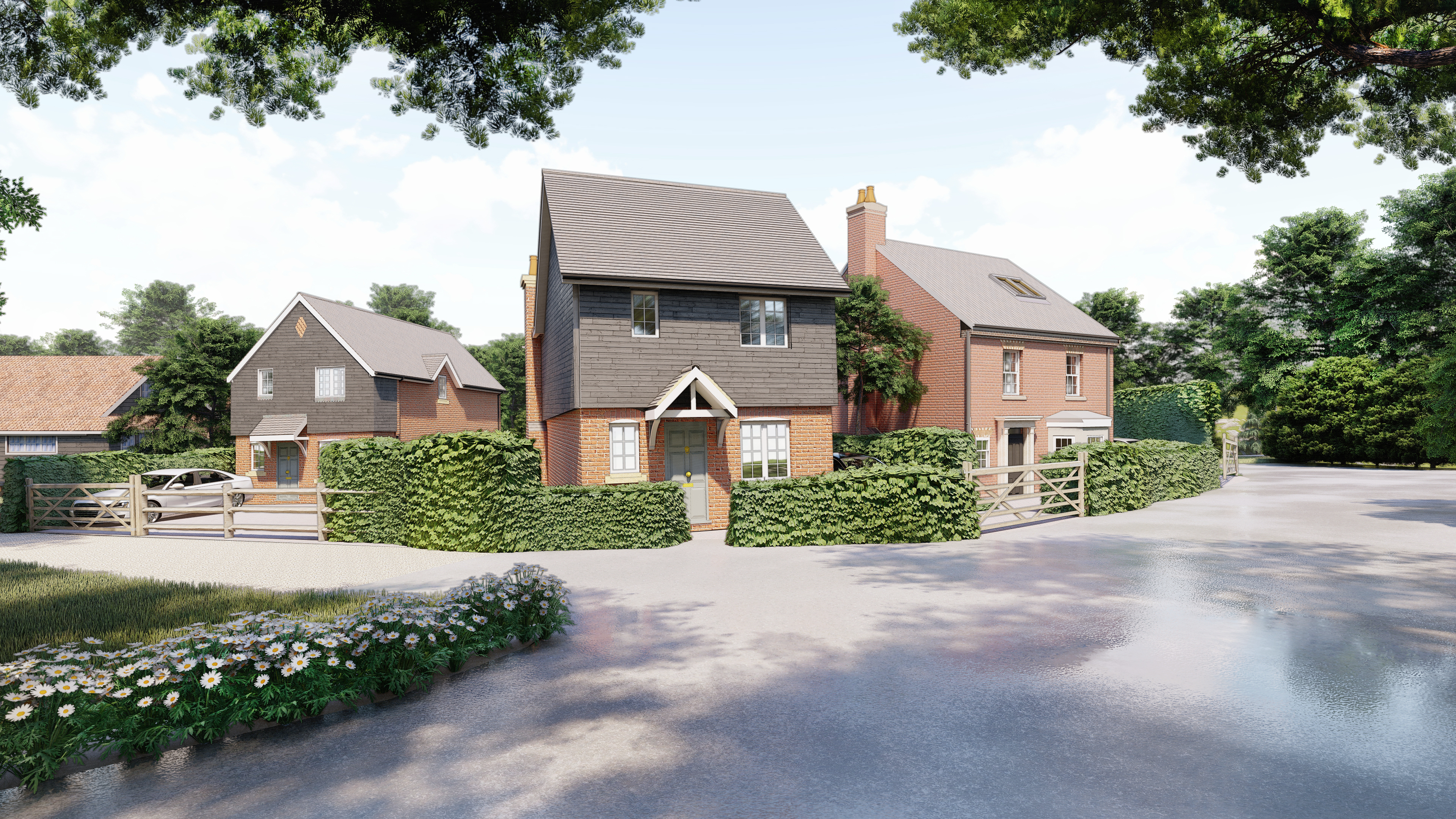 Exterior Image 3 - Land at Shamley Green