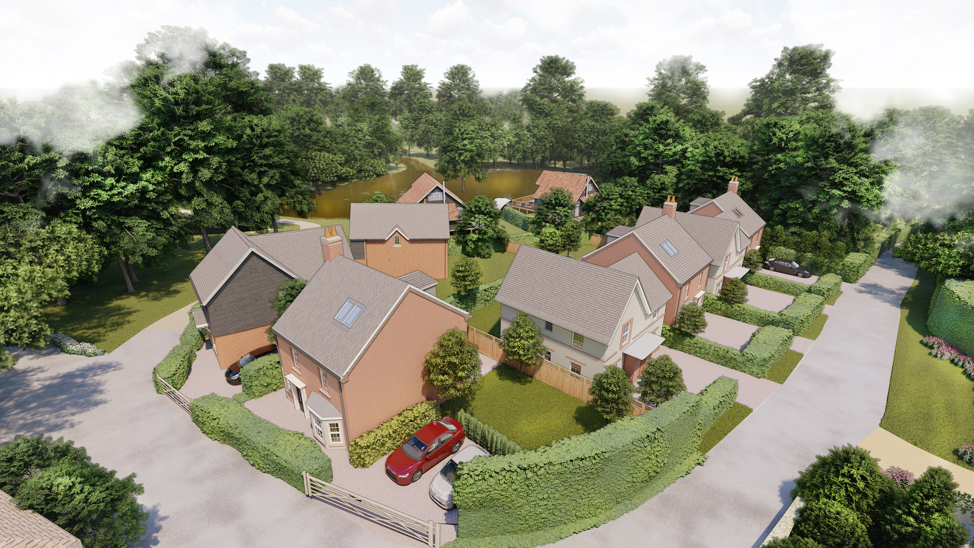 Exterior Image 4 - Land at Shamley Green