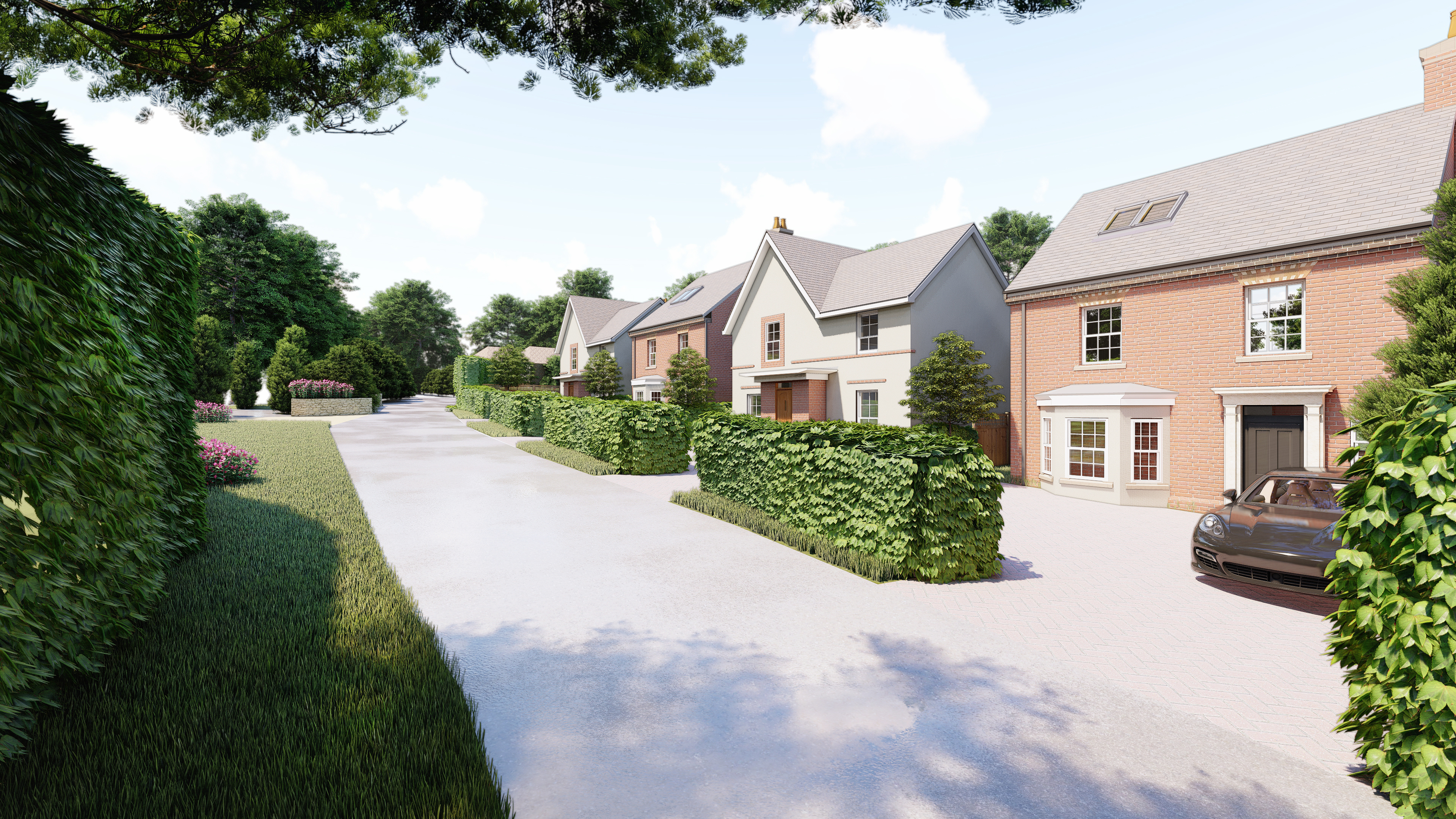 Exterior Image 1 - Land at Shamley Green