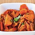 Oven Baked Carrots (Half Tray)