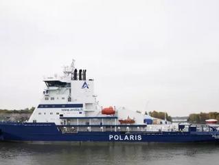 世界技术领先,芬兰最新环保破冰船
