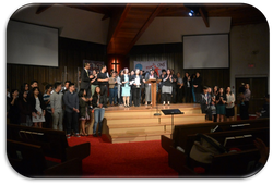Ministry in church